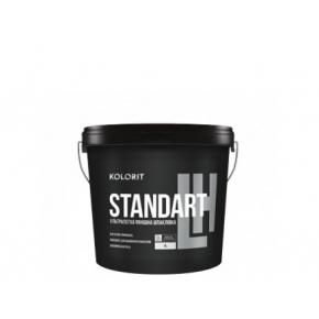 Шпаклевка акрилатная Kolorit Standart LH финишная ультралегкая