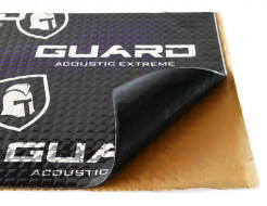 Вибропоглощающий материал для авто Guard Acoustic extreme 3 0,46*0,75м - интернет-магазин tricolor.com.ua