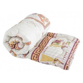 Одеяло Dotinem Уют Синтепоновое 145х210 - изображение 2 - интернет-магазин tricolor.com.ua