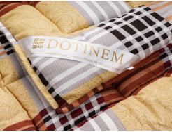 Одеяло Dotinem Riverton Ривертон 2 145х210 зима - изображение 2 - интернет-магазин tricolor.com.ua
