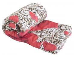 Одеяло Dotinem Уют Синтепоновое 195х215 - изображение 2 - интернет-магазин tricolor.com.ua