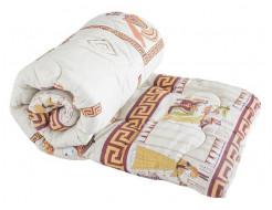 Одеяло Dotinem Уют Синтепоновое 195х215 - изображение 3 - интернет-магазин tricolor.com.ua