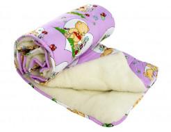 Одеяло Dotinem Уют Меховое 110х140 детское
