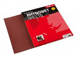 Водостойкие латексные листы Rhynowet Red Line Indasa 230*280 P60