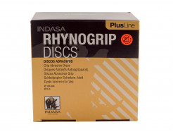 Диски на 6 отверстий Rhynogrip Plus Line Indasa 125 мм P60 - интернет-магазин tricolor.com.ua
