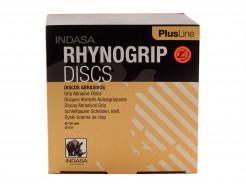 Диски на 8 отверстий Rhynogrip Plus Line Indasa 125 мм P80 - интернет-магазин tricolor.com.ua