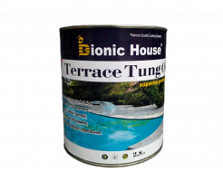 Масло террасное Bionic House Terrace Tung oil с тунговым маслом - интернет-магазин tricolor.com.ua