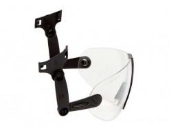 Очки 3M V9C встроенные прозрачные Hard Hat Integrated с защитой от царапин и запотевания - изображение 2 - интернет-магазин tricolor.com.ua