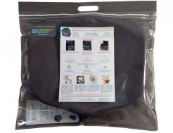 Подушка ортопедическая Correct Shape Max comfort для сидения 46х42/10 Графит - изображение 5 - интернет-магазин tricolor.com.ua