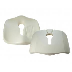 Подушка ортопедическая Correct Shape Max comfort для сидения 46х42/10 Изумрудная - изображение 7 - интернет-магазин tricolor.com.ua