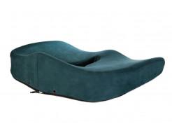 Подушка ортопедическая Correct Shape Max comfort для сидения 46х42/10 Изумрудная - изображение 3 - интернет-магазин tricolor.com.ua