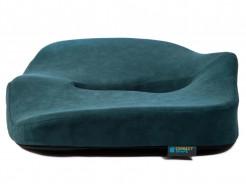 Подушка ортопедическая Correct Shape Max comfort для сидения 46х42/10 Изумрудная - изображение 5 - интернет-магазин tricolor.com.ua