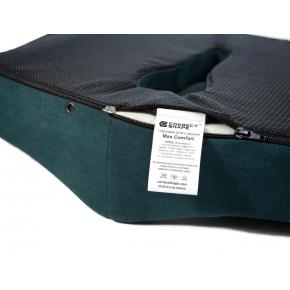 Подушка ортопедическая Correct Shape Max comfort для сидения 46х42/10 Изумрудная - изображение 6 - интернет-магазин tricolor.com.ua
