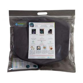 Подушка ортопедическая Correct Shape Max comfort для сидения 46х42/10 Серая - изображение 6 - интернет-магазин tricolor.com.ua
