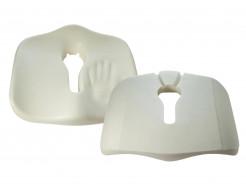 Подушка ортопедическая Correct Shape Max comfort для сидения 46х42/10 Серая - изображение 4 - интернет-магазин tricolor.com.ua