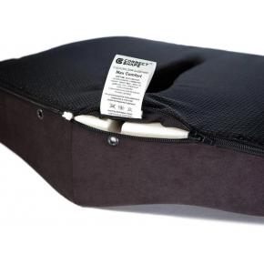Подушка ортопедическая Correct Shape Max comfort для сидения 46х42/10 Серая - изображение 7 - интернет-магазин tricolor.com.ua