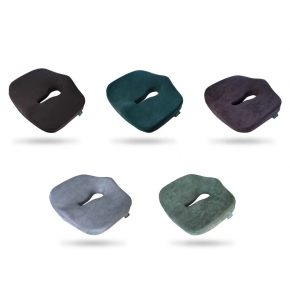 Подушка ортопедическая Correct Shape Max comfort для сидения 46х42/10 Оливковая - изображение 5 - интернет-магазин tricolor.com.ua