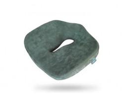 Подушка ортопедическая Correct Shape Max comfort для сидения 46х42/10 Оливковая