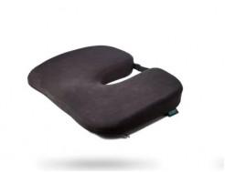 Подушка ортопедическая Correct Shape Model 1 для сидения 45х38/6 Графит - интернет-магазин tricolor.com.ua
