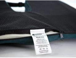 Подушка ортопедическая Correct Shape Model 1 для сидения 45х38/6 Графит - изображение 4 - интернет-магазин tricolor.com.ua