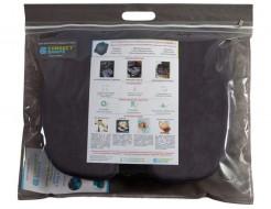 Подушка ортопедическая Correct Shape Model 1 для сидения 45х38/6 Графит - изображение 6 - интернет-магазин tricolor.com.ua