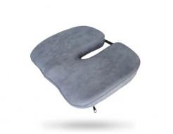 Подушка ортопедическая Correct Shape Model 1 для сидения 45х38/6 Серая