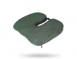 Подушка ортопедическая Correct Shape Model 1 для сидения 45х38/6 Оливковая