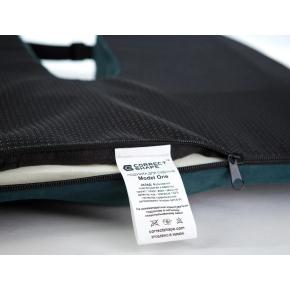 Подушка ортопедическая Correct Shape Model 1 для сидения 45х38/6 Оливковая - изображение 6 - интернет-магазин tricolor.com.ua