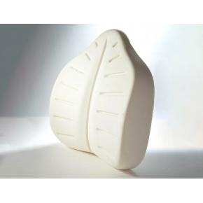 Подушка ортопедическая Correct Shape Correct line max под поясницу 37х36/8 Изумрудная - изображение 5 - интернет-магазин tricolor.com.ua