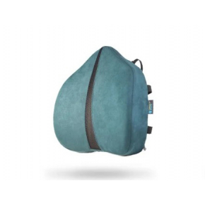 Подушка ортопедическая Correct Shape Correct line max под поясницу 37х36/8 Изумрудная - интернет-магазин tricolor.com.ua