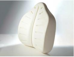 Подушка ортопедическая Correct Shape Correct line max под поясницу 37х36/8 Серая - изображение 5 - интернет-магазин tricolor.com.ua