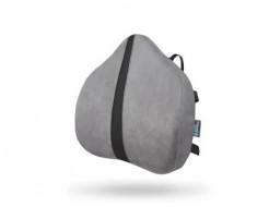 Подушка ортопедическая Correct Shape Correct line max под поясницу 37х36/8 Серая