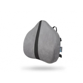 Подушка ортопедическая Correct Shape Correct line max под поясницу 37х36/8 Серая - интернет-магазин tricolor.com.ua