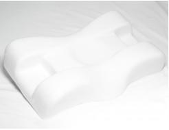 Подушка ортопедическая Correct Shape Beauty balance 36х56/11,5х12,5 Тенсел Морковь - изображение 5 - интернет-магазин tricolor.com.ua