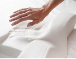 Подушка ортопедическая Correct Shape Beauty balance 36х56/11,5х12,5 Шелк Бежевая - изображение 10 - интернет-магазин tricolor.com.ua