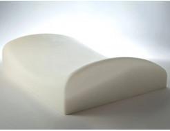 Подушка ортопедическая Correct Shape Correct line под поясницу 33х30/9 Серая - изображение 3 - интернет-магазин tricolor.com.ua