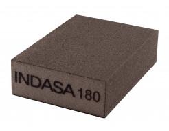 Четырехсторонний абразивный блок Indasa Abrasive Block 98x69x26 мм P180 - интернет-магазин tricolor.com.ua