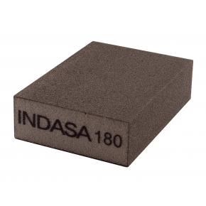 Четырехсторонний абразивный блок Indasa Abrasive Block 98x69x26 мм P180