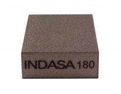 Четырехсторонний абразивный блок Indasa Abrasive Block 98x69x26 мм P180 - изображение 3 - интернет-магазин tricolor.com.ua