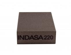 Четырехсторонний абразивный блок Indasa Abrasive Block 98x69x26 мм P220 - изображение 2 - интернет-магазин tricolor.com.ua