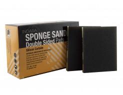 Двухсторонний абразивный блок Indasa Abrasive Sponge Wood 98x122x13 мм P120 - интернет-магазин tricolor.com.ua