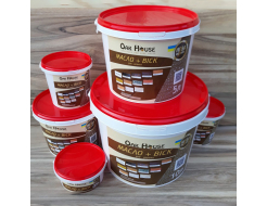 Масло-воск для дерева Oak House Венге водоотталкивающее с защитой от грибка - изображение 5 - интернет-магазин tricolor.com.ua