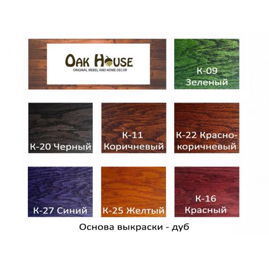 Морилка для дерева Oak House Зеленая сухая - изображение 4 - интернет-магазин tricolor.com.ua