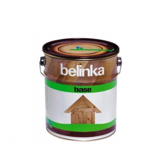 Грунт-антисептик для дерева Belinka Base Белинка Бэйс прозрачный