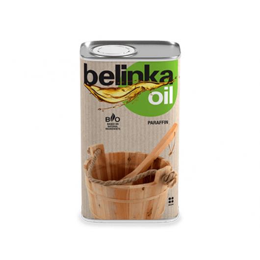 Масло для дерева парафиновое Belinka Oil Paraffin для саун без цвета и запаха