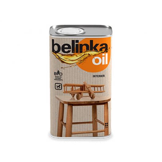 Масло с воском для дерева Belinka Oil Interier для мебели и детских игрушек