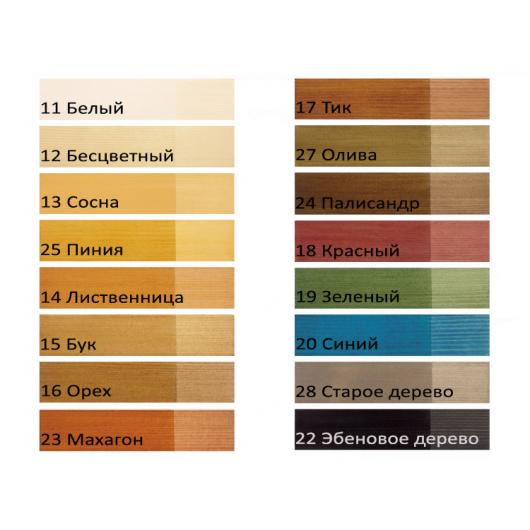 Лазурь Belinka Lasur для наружных и внутренних работ 11 Белая - изображение 2 - интернет-магазин tricolor.com.ua