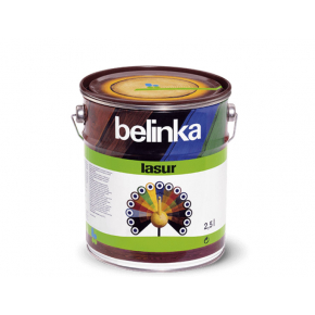 Лазурь Belinka Lasur для наружных и внутренних работ 19 Зеленая - интернет-магазин tricolor.com.ua