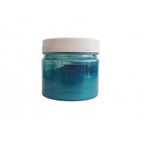 Перламутр PBD/10-60 мк темно-голубой Tricolor