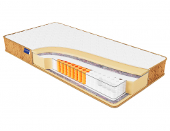Матрас ортопедический Musson Komfort soft Комфорт софт Pocket Spring 80х190
